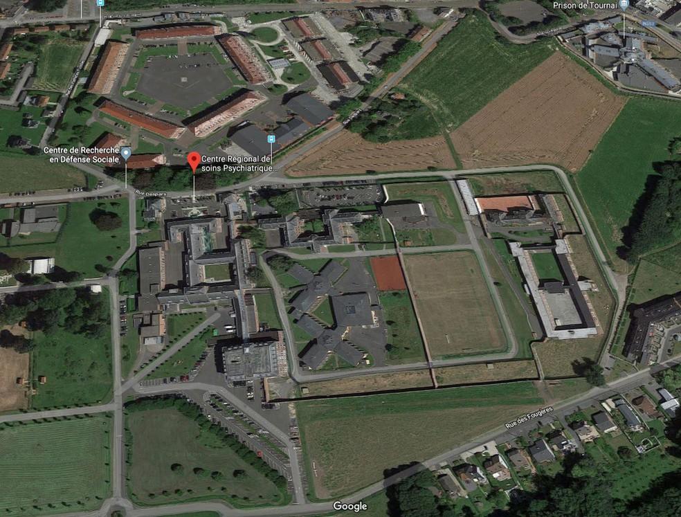RAPPEL - Hôpital Psychiatrique Sécurisé du Centre Les Marronniers © Droits réservés