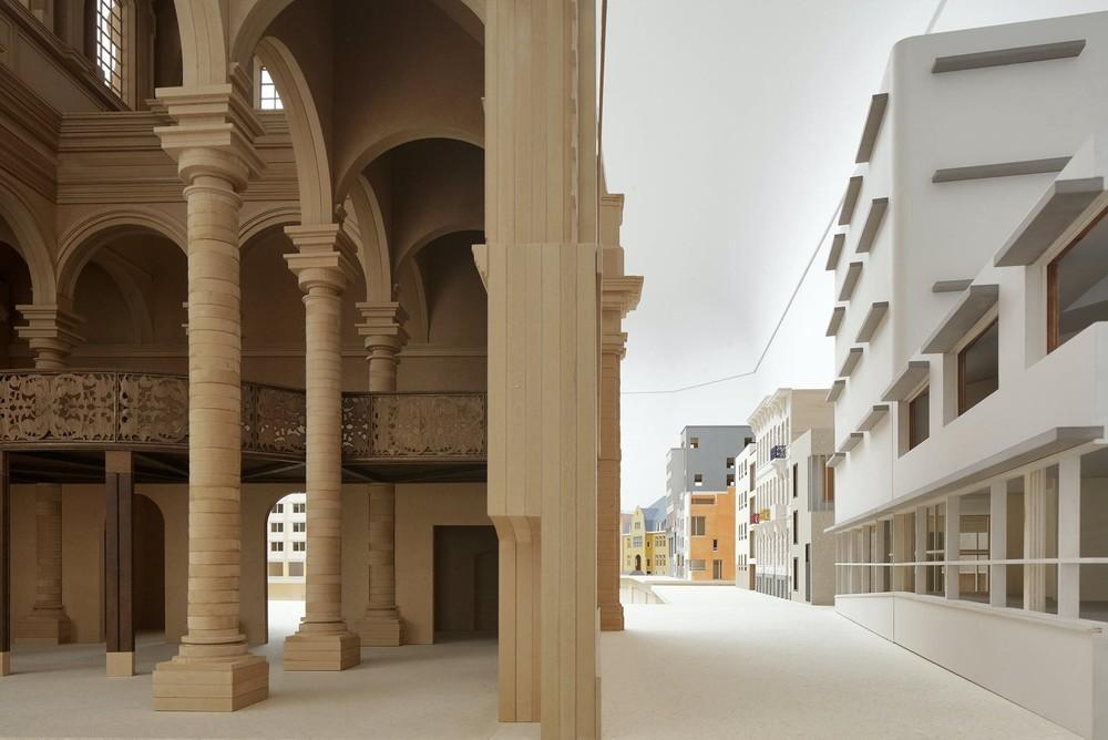 Des architectures exemplaires à la 17e Biennale d'architecture © Filip Dujardin / Composite Presence, Venise 2021