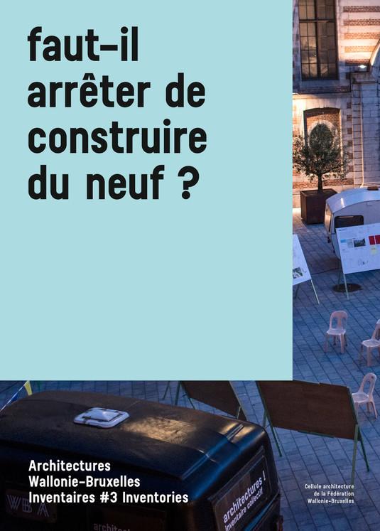 ANNULATION - Inventaires #3 : présentation publique le 28/10