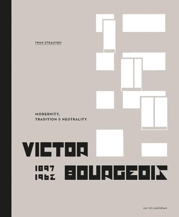 Sortie de la monographie sur Victor Bourgeois