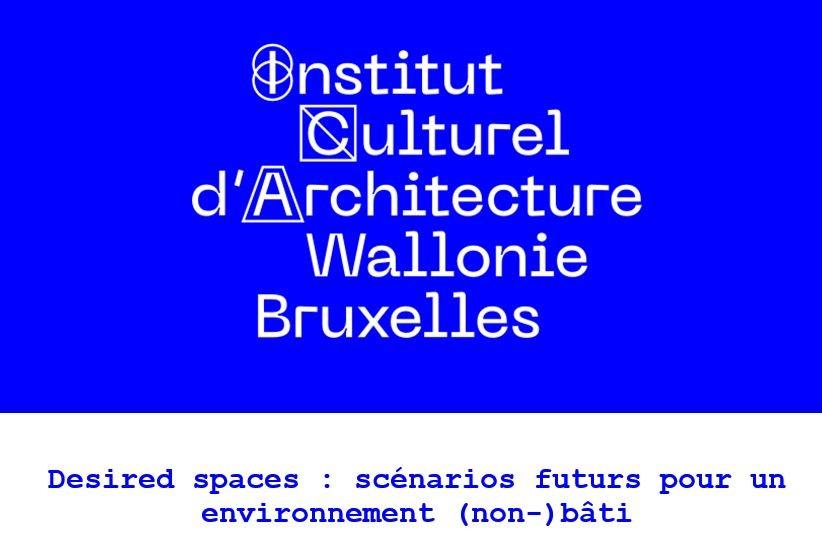 ICA-WB : scénarios futurs pour un environnement (non-)bâti
