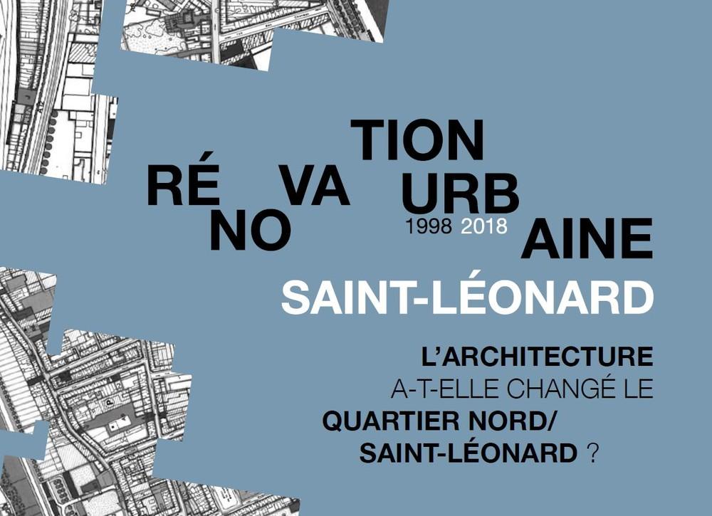 ZIP/QI Saint-Léonard : 20 ans de rénovation urbaine
