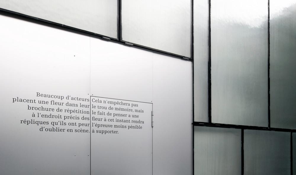 Écoutez le Théâtre de Liège © Marie-Françoise Plissart