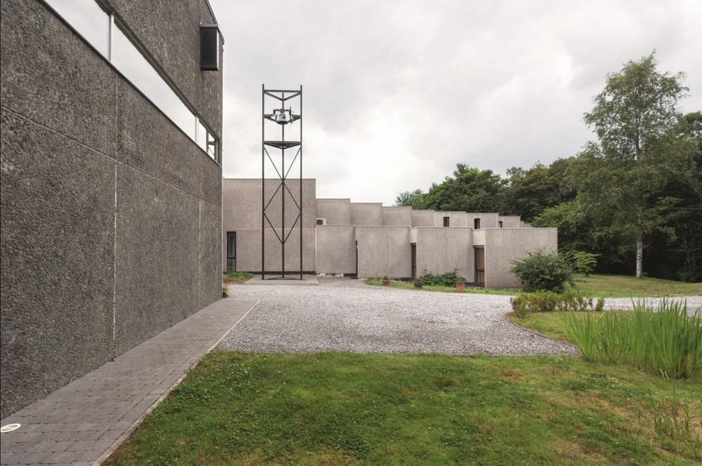 Ecoutez Jean Yernaux et Franz Laurent © Marie-Noëlle Dailly pour la Cellule architecture