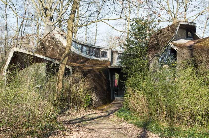 Regardez la Maison-sculpture © Elodie Ledure pour la Cellule architecture