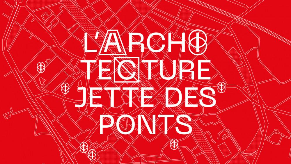 ICA #2 à Tournai : l'architecture jette des ponts
