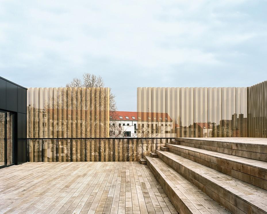 ICA-WB : Comment parler d'architecture © Maxime Delvaux