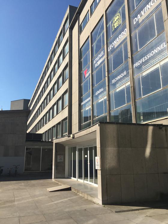 Le Contrat École de Léonardo © Cellule architecture