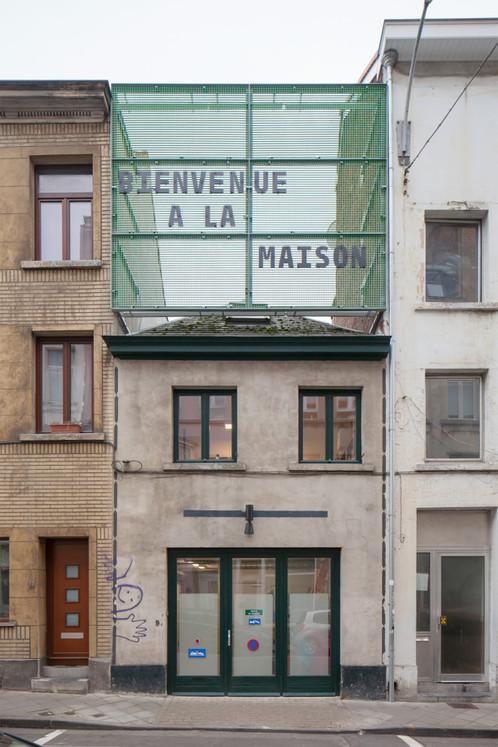 Archiurbain : OUEST architecture © Ouest architecture / Théâtre Le Rideau de Bruxelles, 2019