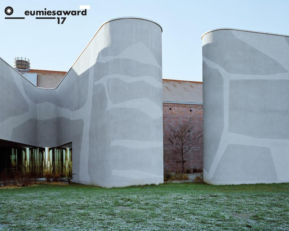 Keramis et la Fraineuse nominés au Prix d'architecture de l'UE © Maud Faivre / Centre Keramis à La Louvière