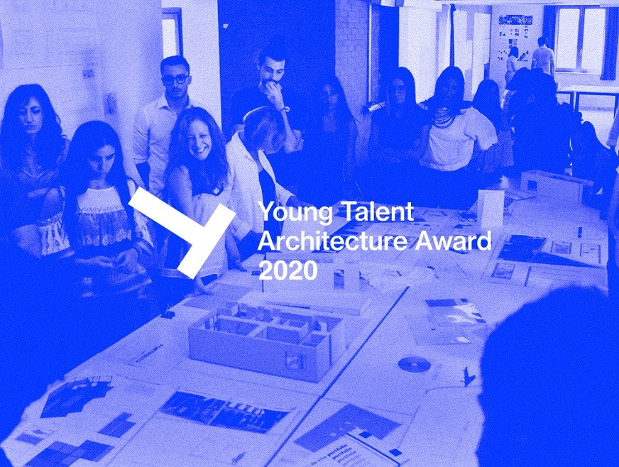 Appel pour le Young Talent Architecture Award 2020