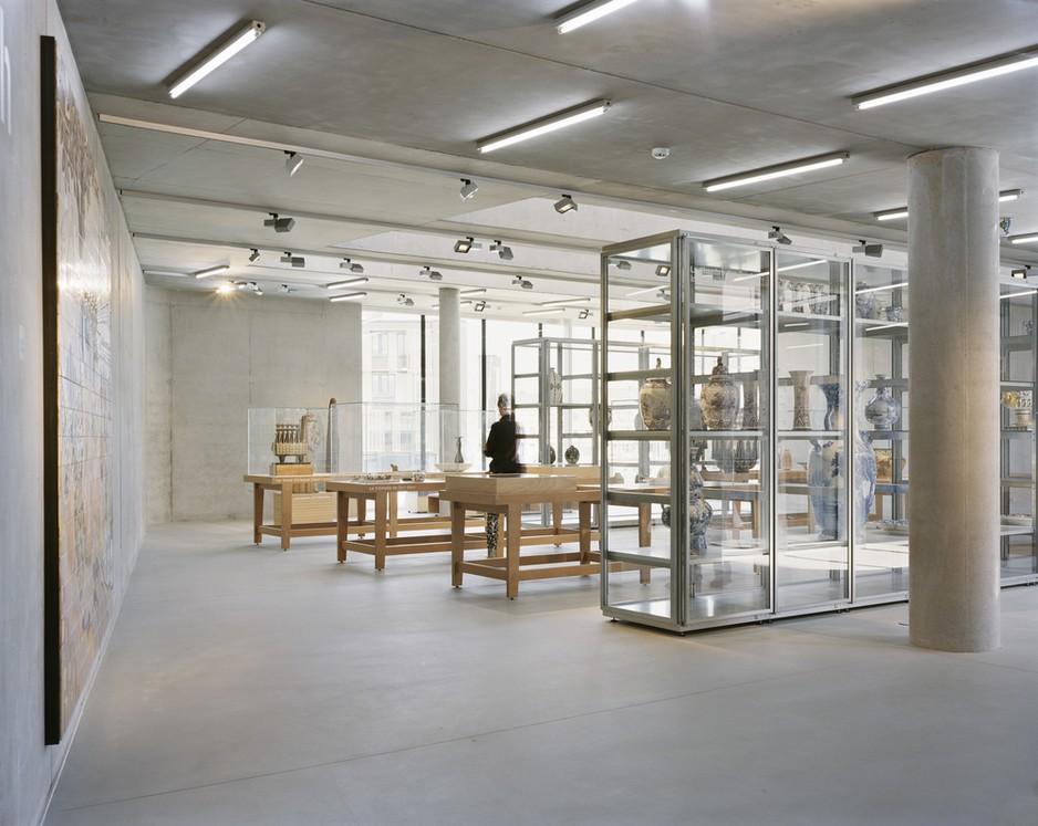 Archiurbain : ADVV © Marie-Noëlle Boutin pour la Cellule architecture / CODELENOVI, Centre Keramis, La Louvière, 2015