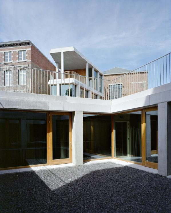 Grand Prix d'Architecture : Mundaneum et La Fraineuse lauréats 2017 © Maud Faivre / Mundaneum