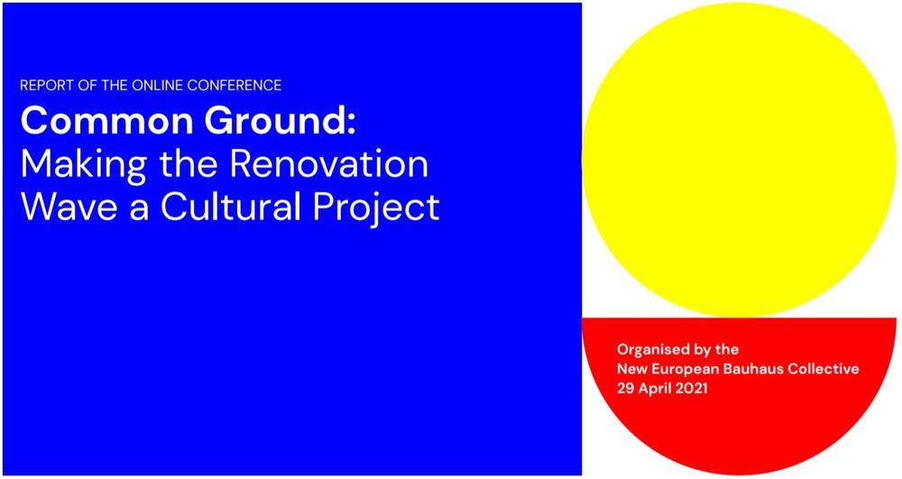 Rapport du NEBC : recommandations en faveur des Architectural Design Competitions