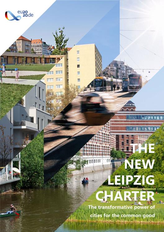 Nouveau Bauhaus, Charte de Leipzig 2020 et bientôt une loi sur l'architecture en Espagne © EU