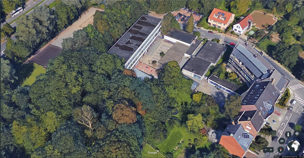 Restructuration de l'école Singelijn © Droits réservés