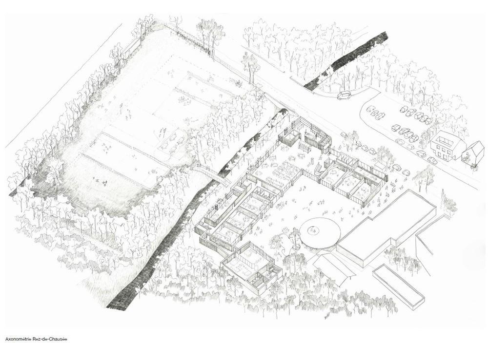 Architecture scolaire et pédagogie