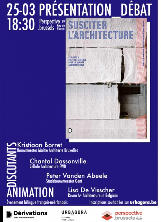 Susciter l'architecture : débat