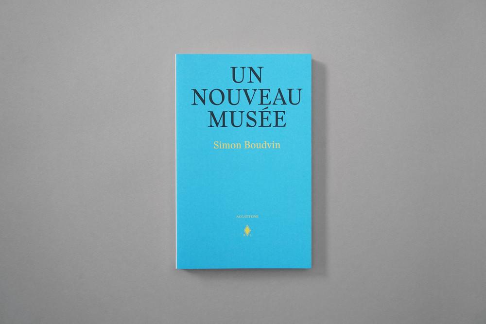 Le prix Ianchelevici pour Simon Boudvin
