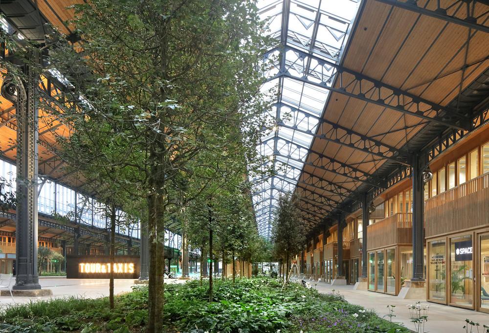 ACROSS : JDMA / Altstadt © Filip Dujardin / Tour & Taxis, JDMA / Bureau Bouwtechniek / Neutelings Riedijk Architecten / Ney & Partners