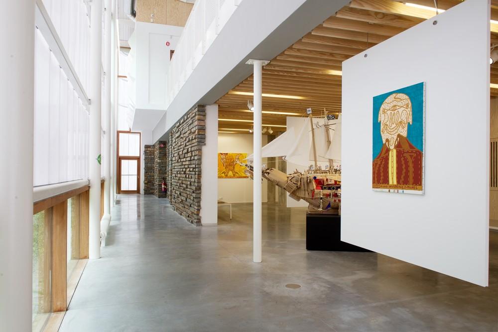 Écoutez Lucien-Jacques Baucher à Lasne, le Trinkhall à Liège et l'architecture qui dégenre à Bruxelles © Muriel Thies / Liège, Trinkhall, Beguin-Massart, 2020