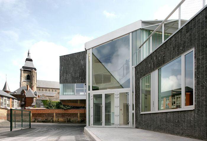(c) Filip Dujardin / L'Escaut architectures, Weinand