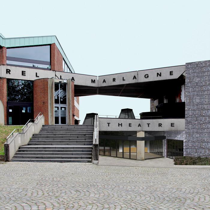 La Marlagne - Centre Culturel Marcel Hicter