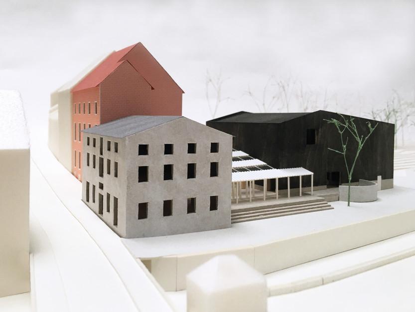 Café-théâtre et salle de concert du Moulin Williame