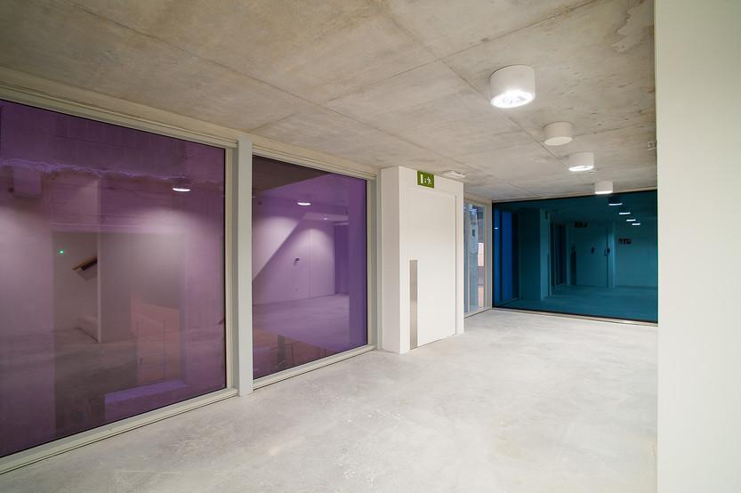 Le Cinéma Palace © Pierre Toby / Bernard Boccara pour la FWB