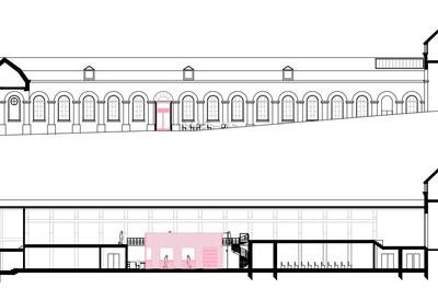 Nord - Denicolai & Provoost Studio - Open Source Publishing | ISELP - Aménagement de l'espace d'accueil,  création d'une nouvelle identité graphique et intervention artistique