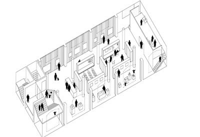 © Goffart Polomé architectes