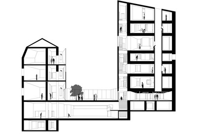 © atelier d'architecture Matador/adn architectures