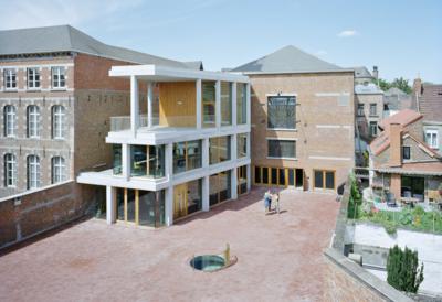 © Maud Faivre / Coton-Lelion-Nottebaert architectes