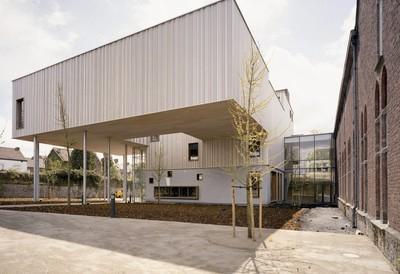 (c) Gilbert Fastenaekens pour la Cellule architecture / L'Escaut architectures